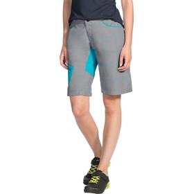 VAUDE Craggy Shorts Damen pewter grey